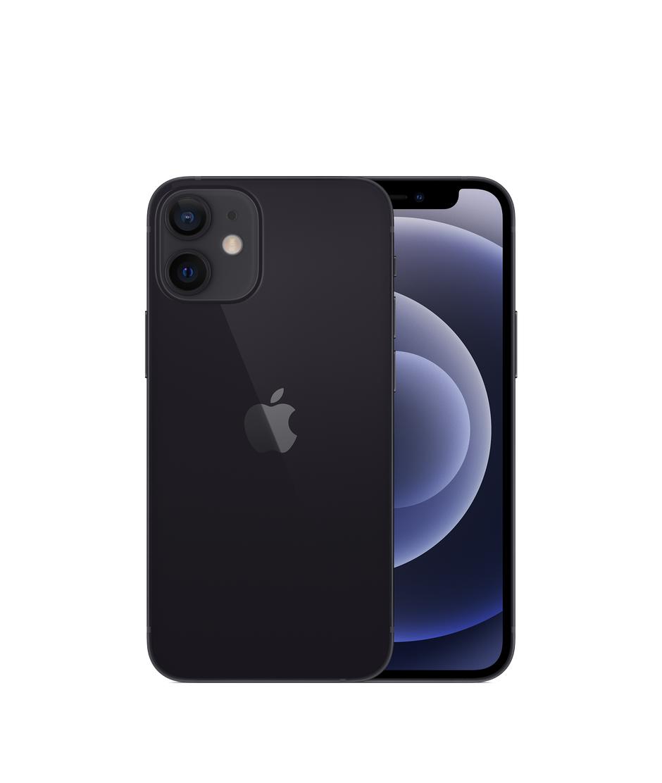Apple iPhone 12 - 5G SIM Unlocked (Brand New), 256GB / Black