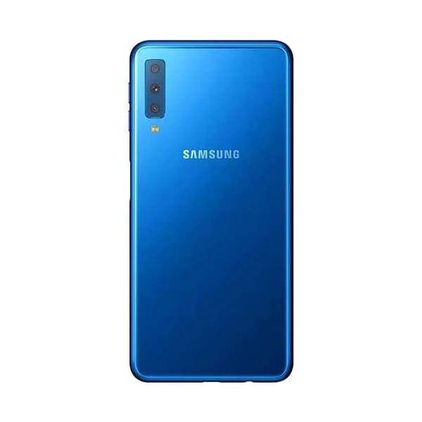 Samsung Galaxy A7 (2018) SIM Unlocked (Brand New), Blue / 64GB
