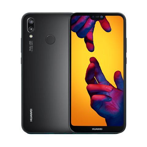 Huawei P20 Lite SIM Unlocked (Brand New), Black / 64GB