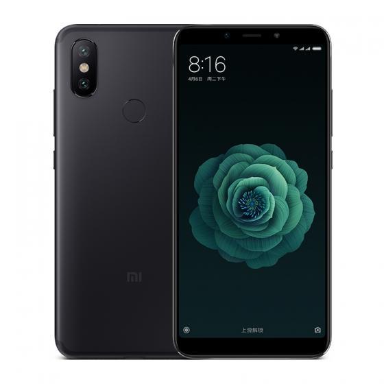 Xiaomi Mi A2 SIM Unlocked (Brand New), Black / 128GB