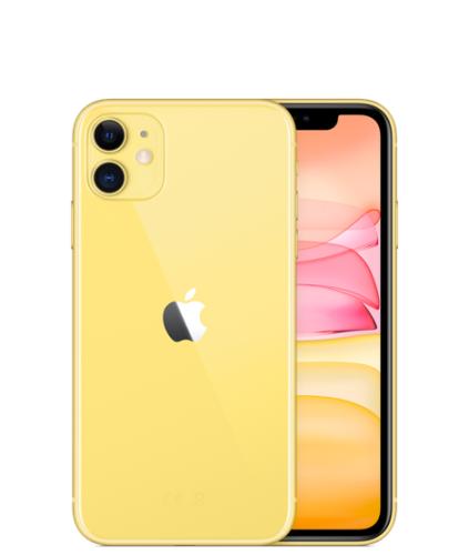 Apple iPhone 11 SIM Unlocked (Brand New), 256GB / Yellow