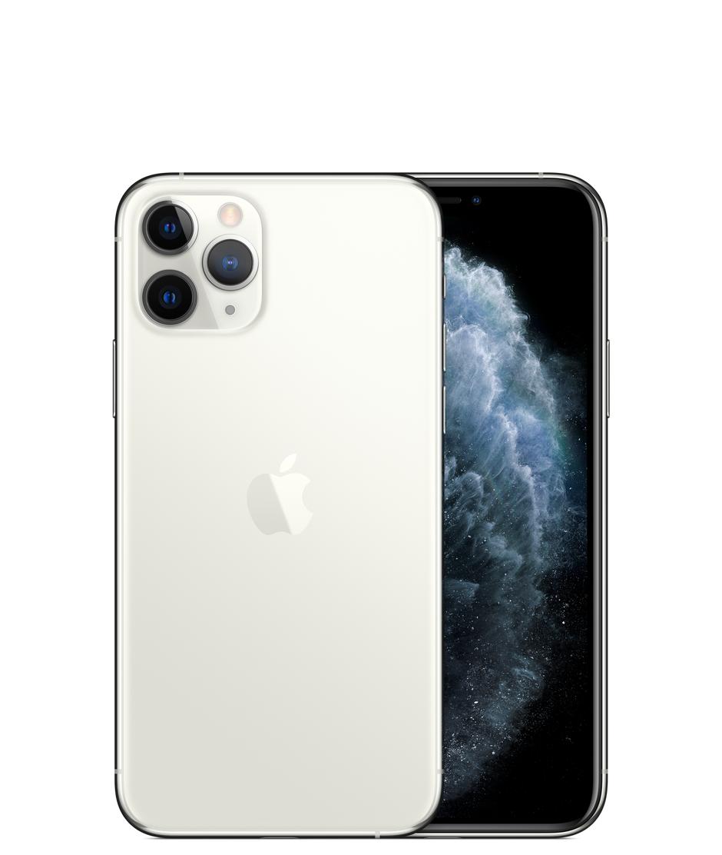 Apple iPhone 11 PRO MAX SIM Unlocked (Brand New), 256GB / Silver