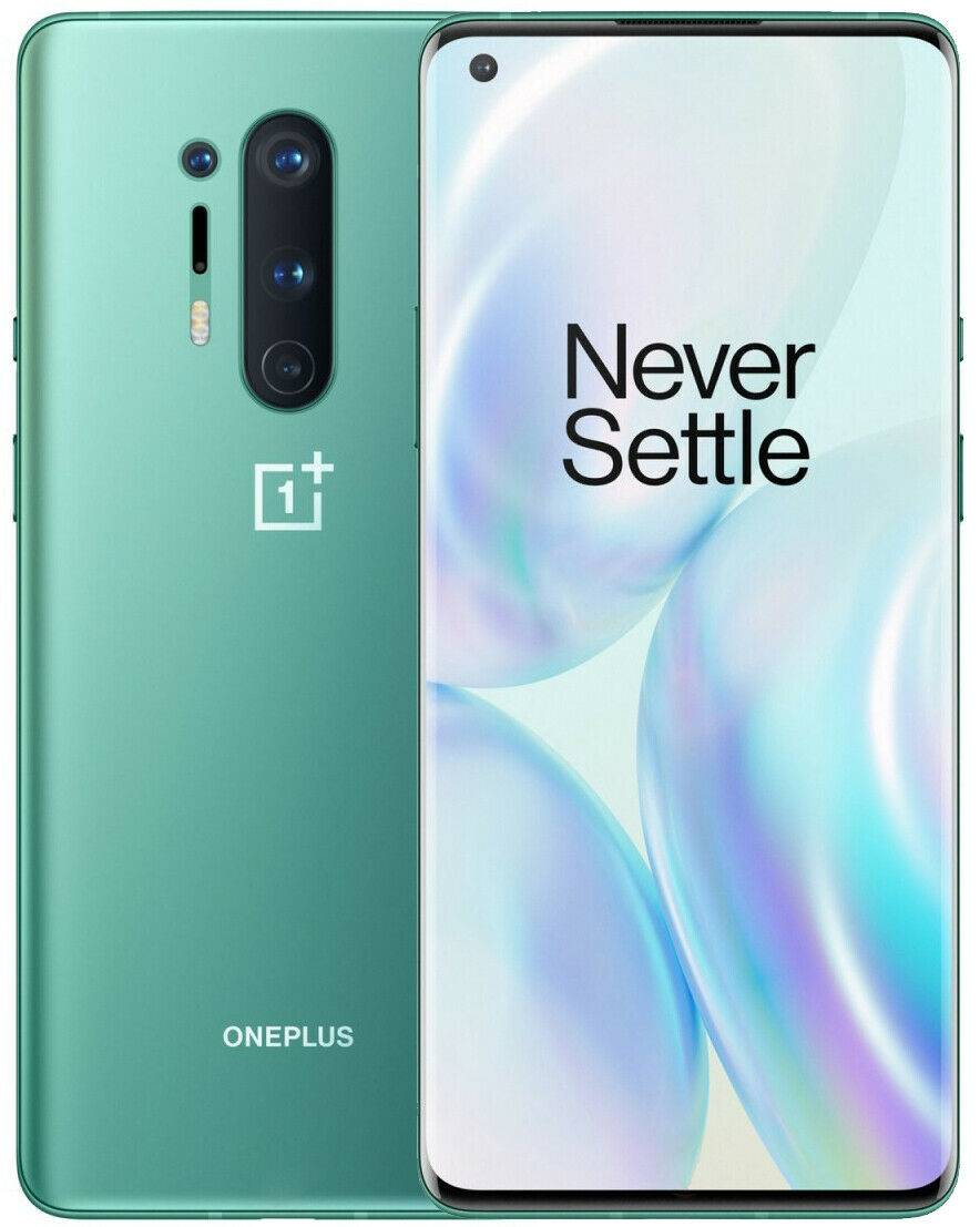 OnePlus 8 Pro (Brand New), 256GB / Glacial Green