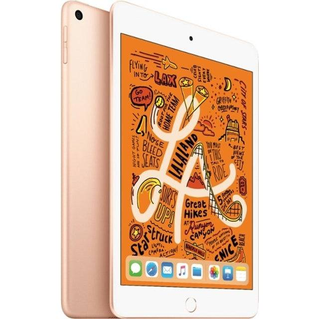 Apple iPad Mini 5 (2019) - WiFi Model (Brand New), Gold / 256GB