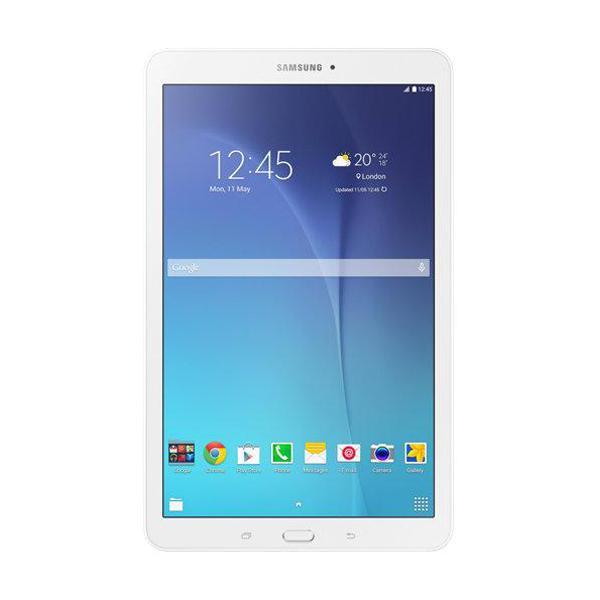 Samsung Galaxy Tab E SIM Unlocked (Brand New), White / 8GB