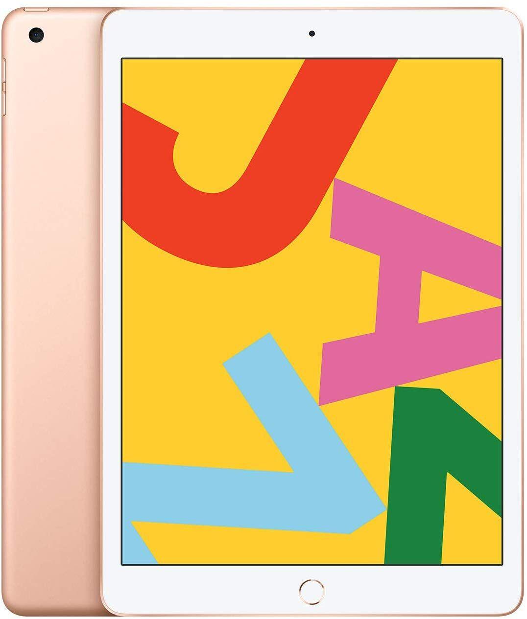 Apple iPad 10.2 WiFi 7th Generation -2019 (Brand New), Gold / 128GB