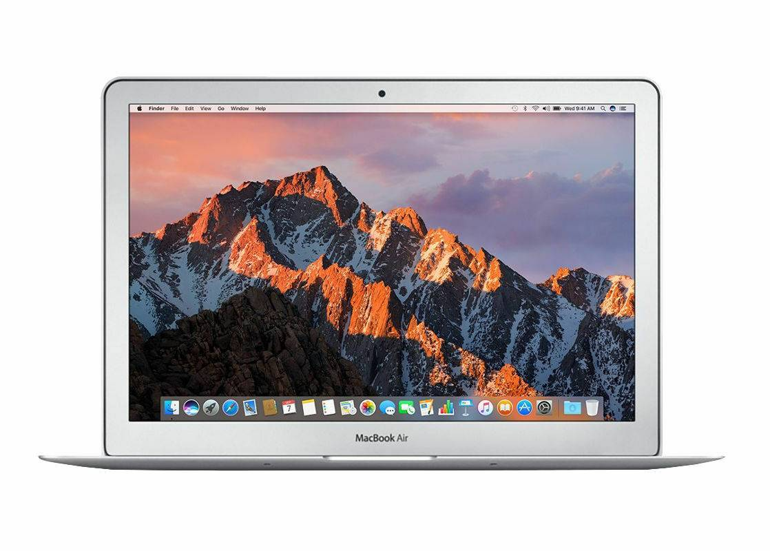 Apple Macbook Air Laptop 13.3 Inch 2017 Model (Brand New) - Silver, 256GB / Silver
