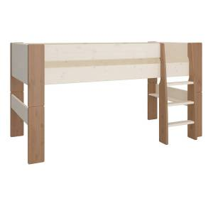 Kids Mid Sleeper   Two Tone   Self Assembly