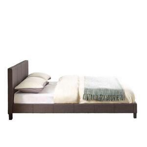 Lucan Double Bed   Grey