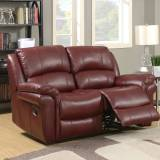 Farnham Leather Sofas Farnham Leather Sofa 2 Seater   Burgundy