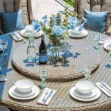 Fire Pits, Parasols & Accessories Lazy Susan   90cm   Willow