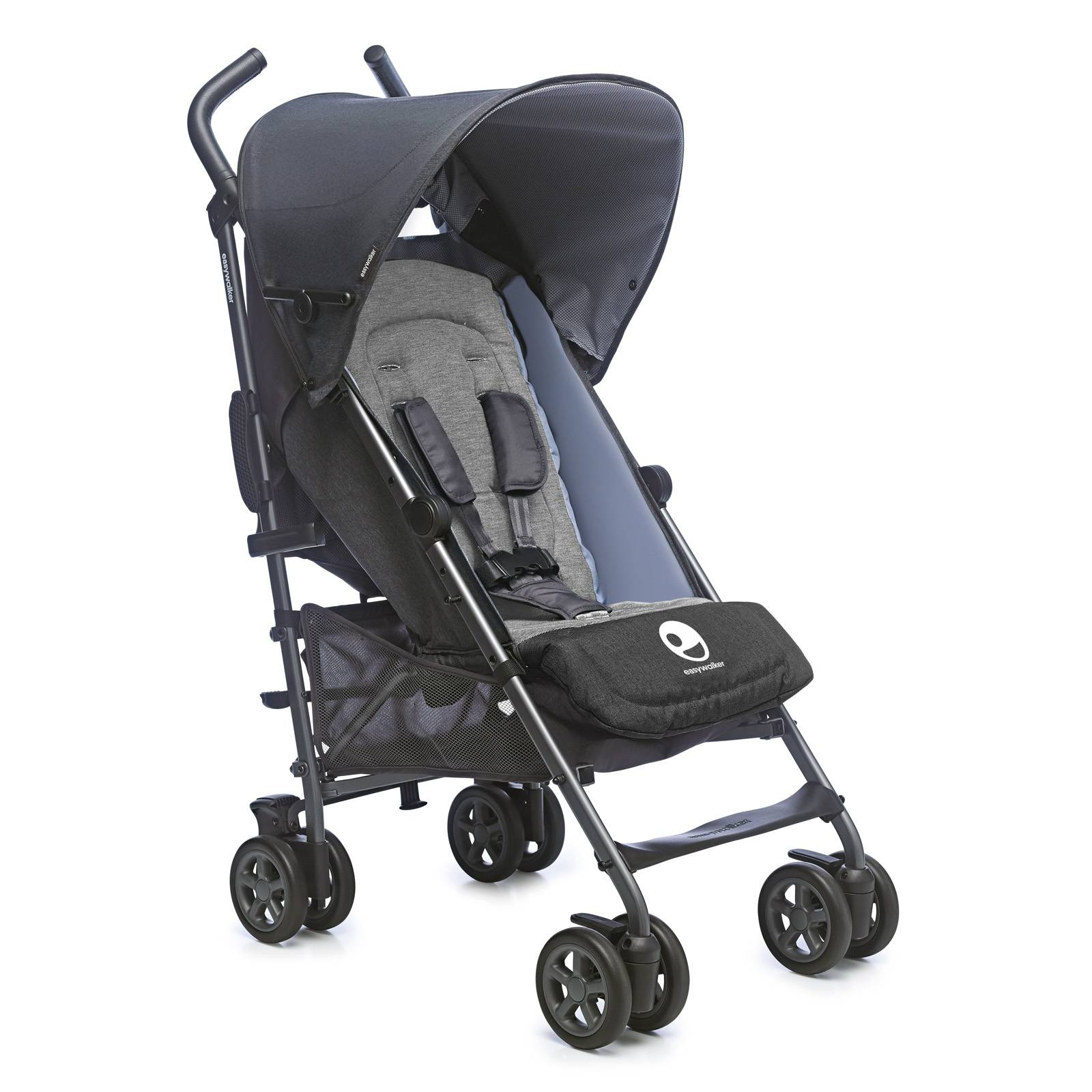 Easywalker Pushchair Buggy with Raincover - Berlin Breakfast