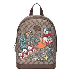 Gucci Disney x Gucci Donald Duck small backpack  - Beige - Size: U