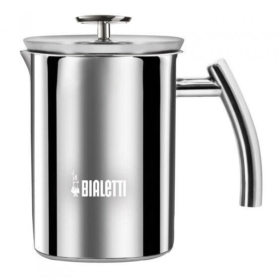 """Bialetti Manual milk frother Bialetti """"Cappuccinatore Acciaio"""", 330 ml"""