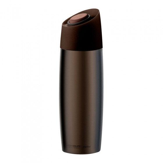"Asobu Thermo bottle Asobu ""5th Avenue Brown"", 390 ml"