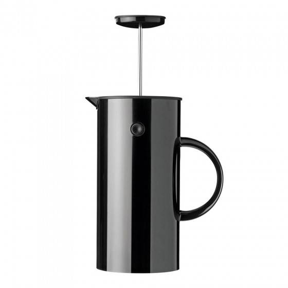 "Stelton French coffee maker Stelton ""EM Black"", 1 l"