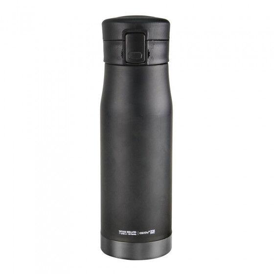 "Asobu Thermo bottle Asobu ""Liberty Canteen Black/Smoke"", 500 ml"
