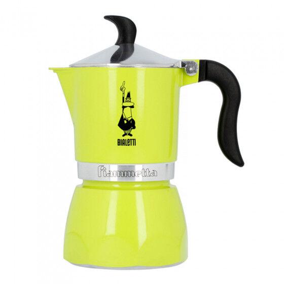 "Bialetti Coffee maker Bialetti ""Fiammetta 3 cups Lime"""