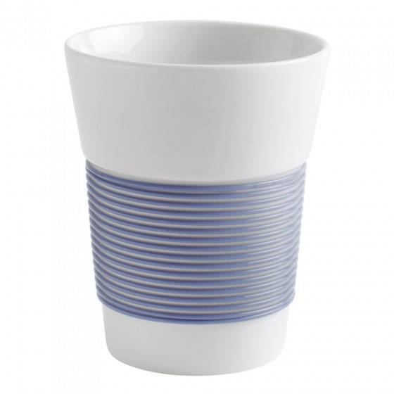 "Kahla Coffee cup Kahla ""Cupit to-go Stormy Blue"", 350 ml"