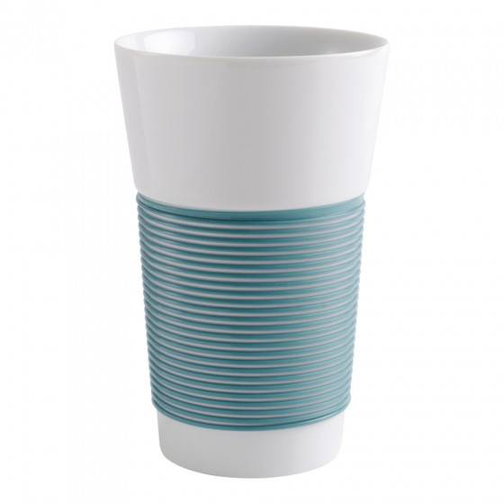 """Kahla Coffee cup Kahla """"Cupit to-go Green Lagoon"""", 470 ml"""