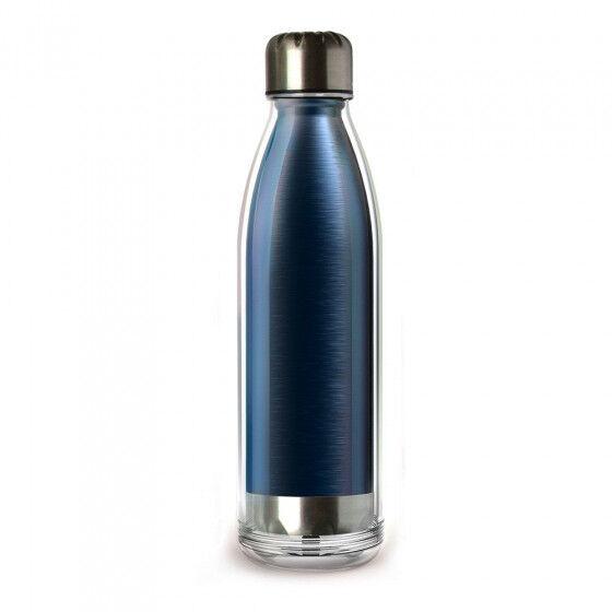 """Asobu Thermo bottle Asobu """"Viva La Vie Blue"""", 530 ml"""