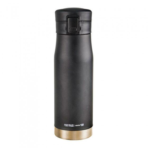 "Asobu Thermo bottle Asobu ""Liberty Canteen Black/Gold"", 500 ml"