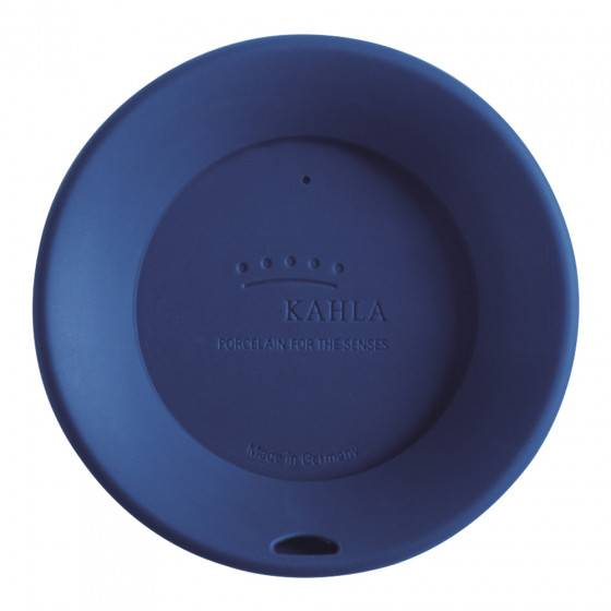 """Kahla A lid for coffee cup Kahla """"Cupit to-go Deep Sea Blue"""""""