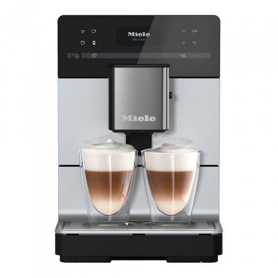 "Miele Coffee machine Miele ""CM 5510 Silence AluSilver Metalic"""