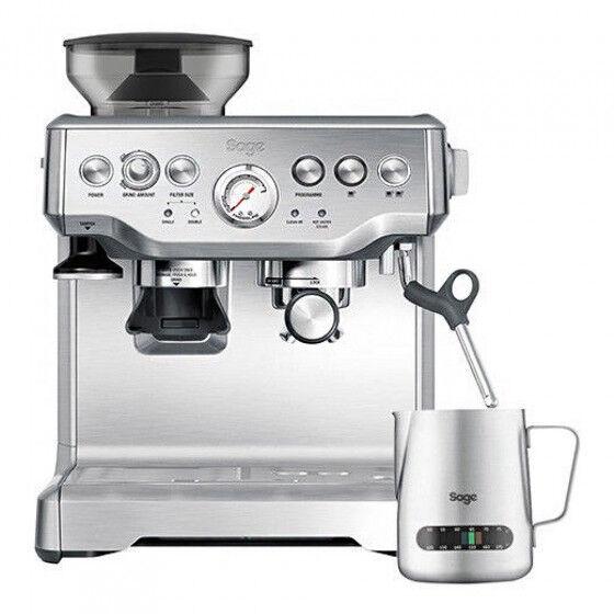 "Sage Coffee machine Sage ""The Barista Express SES875"""