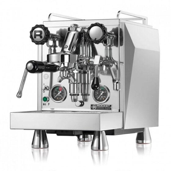 "Rocket Espresso Refurbished Coffee machine Rocket Espresso ""Giotto Cronometro R"""
