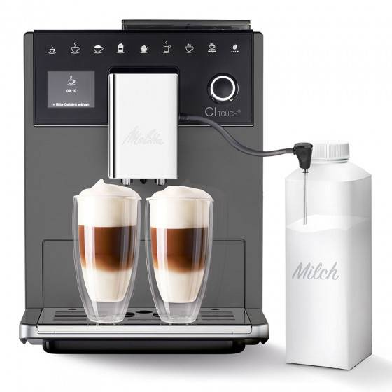 "Melitta Coffee machine Melitta ""CI Touch Plus F630-103"""