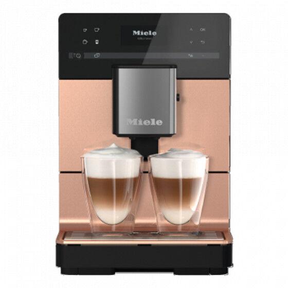 "Miele Coffee machine Miele ""CM 5510 Silence Rose Gold Pearl Finish"""
