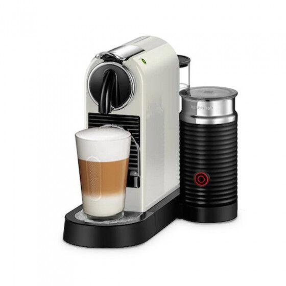 """Nespresso Coffee machine Nespresso """"Citiz & Milk White"""""""