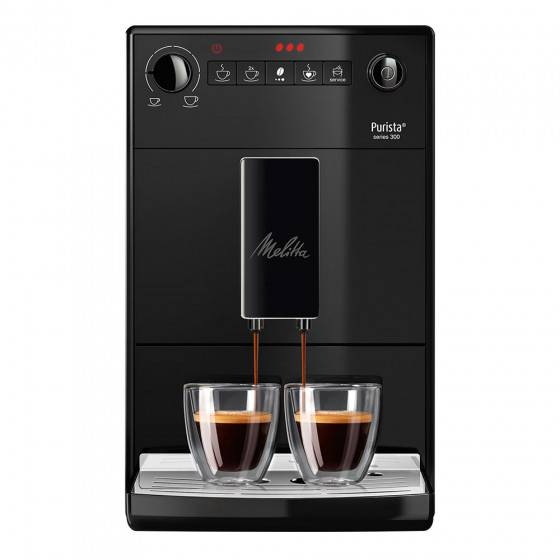 "Melitta Coffee machine Melitta ""Purista F23/0-002 Pure Black"""