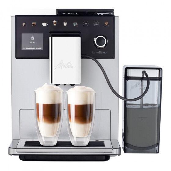 "Melitta Coffee machine Melitta ""F63/0-201 LatteSelect"""