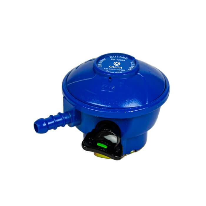 Calor 21mm Low Pressure Butane Clip On Gas Regulator
