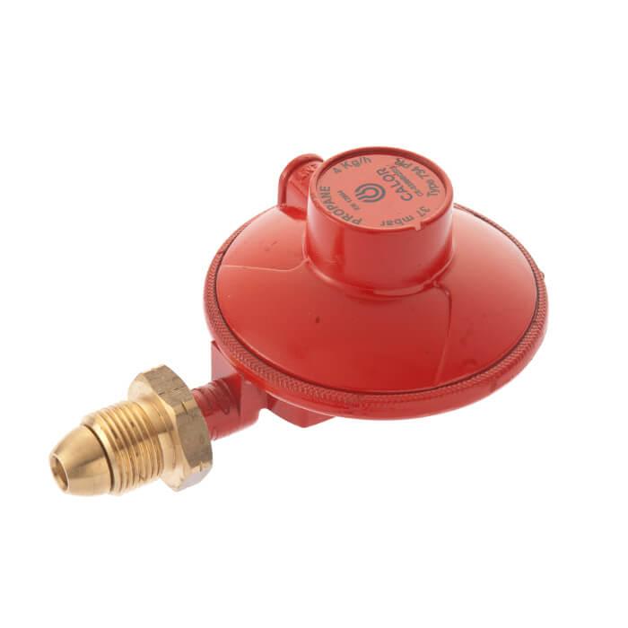 Calor 37mbar 4kg Low Pressure Propane Screw On Gas Regulator