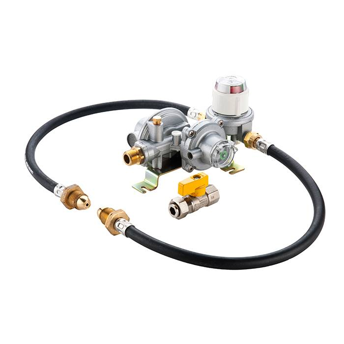 Calor Essentials Propane 37mbar 2 Cylinder Auto Valve with OPSO