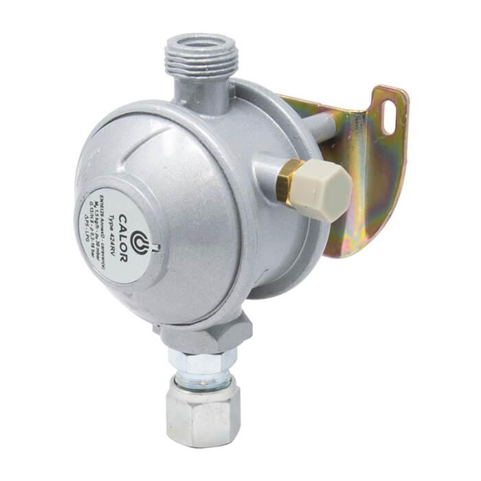 Calor 8mm Straight 30mbar Caravan Gas Regulator