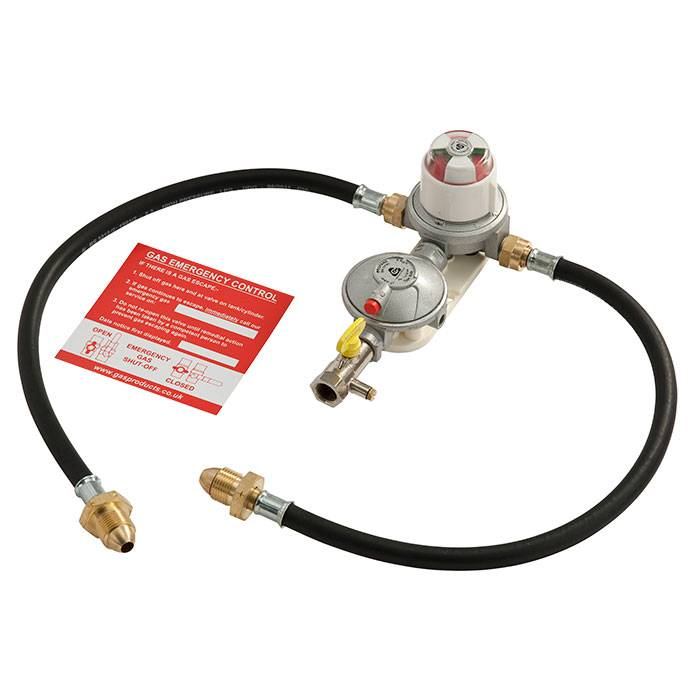 Calor Essentials Propane 37mbar 2 Cylinder Auto Valve without OPSO