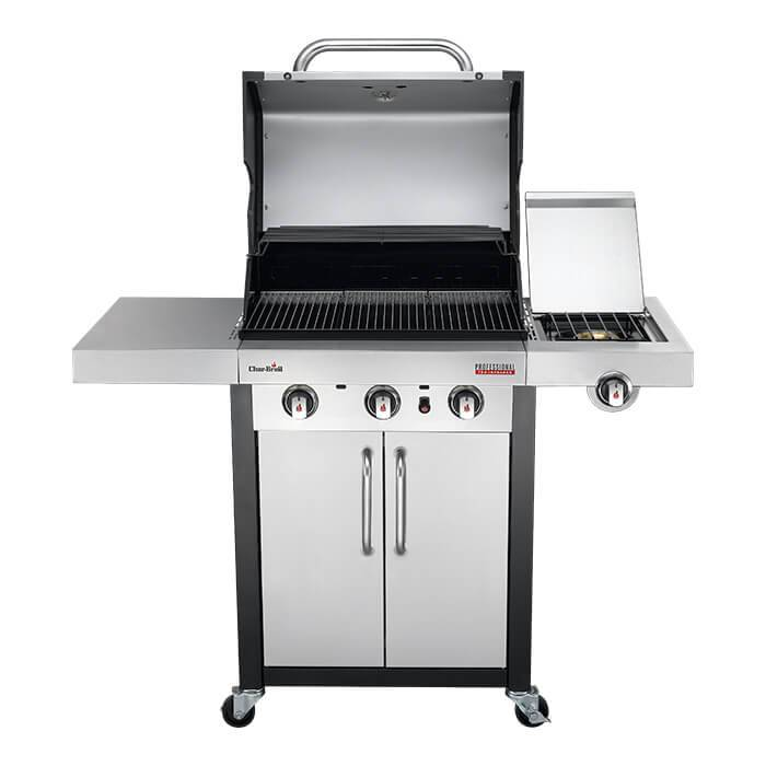 Char-Broil Professional 3400S 3 Burner Gas BBQ with TRU-Infrared