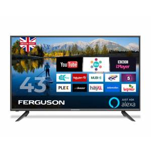 Ferguson F43FVP 43″ Smart Full HD LED TV with Alexa