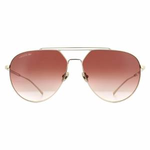 Lacoste Sunglasses L219SPC 714 Gold Pink Gradient