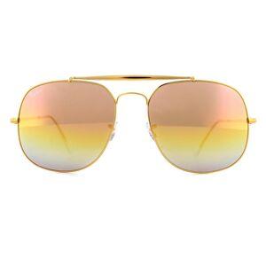 Ray-Ban Sunglasses General 3561 9001I1 Bronze Copper Pink Gradient Mirror