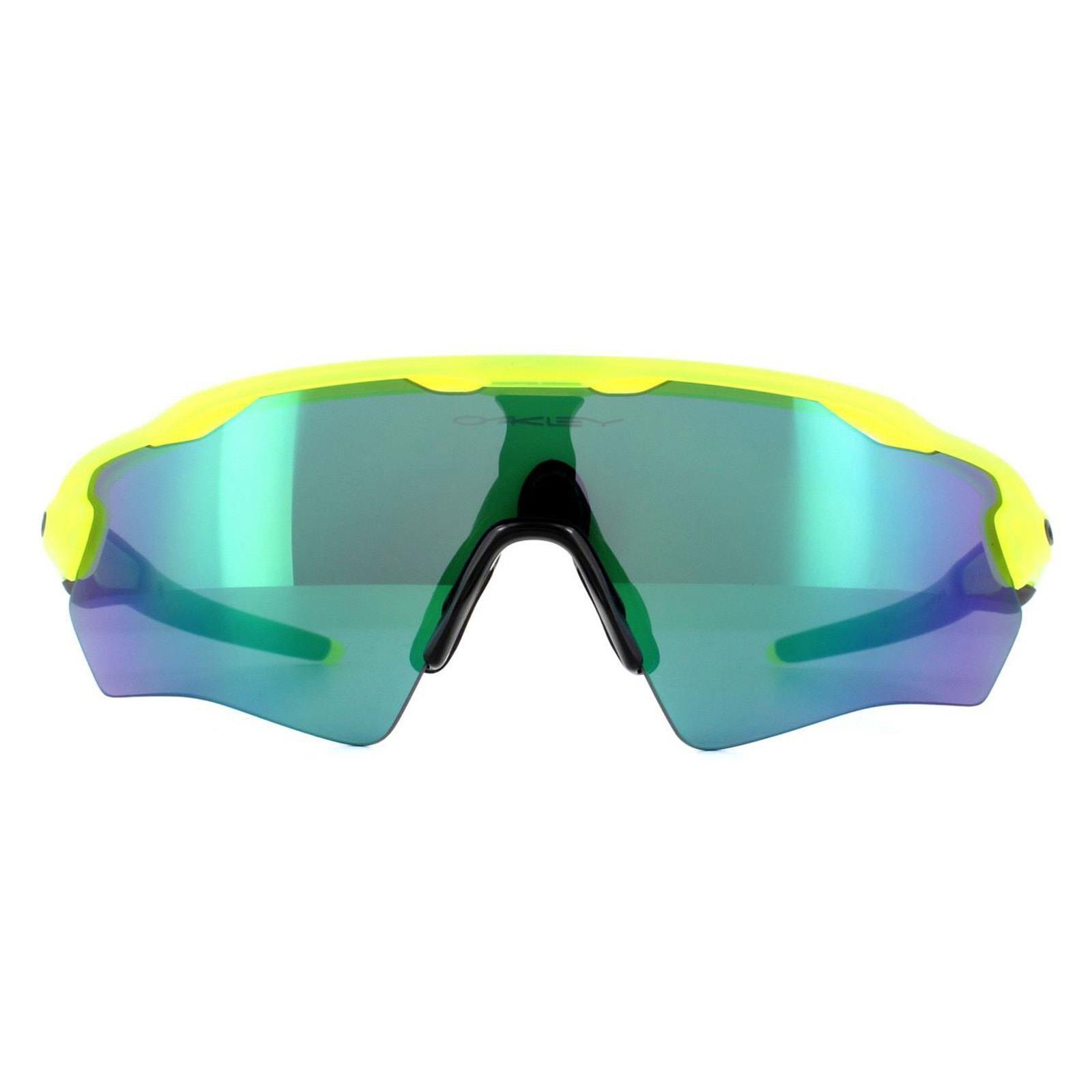 Oakley Sunglasses Radar EV XS Path Youth Fit OJ9001-02 Matte Uranium Jade Iridium