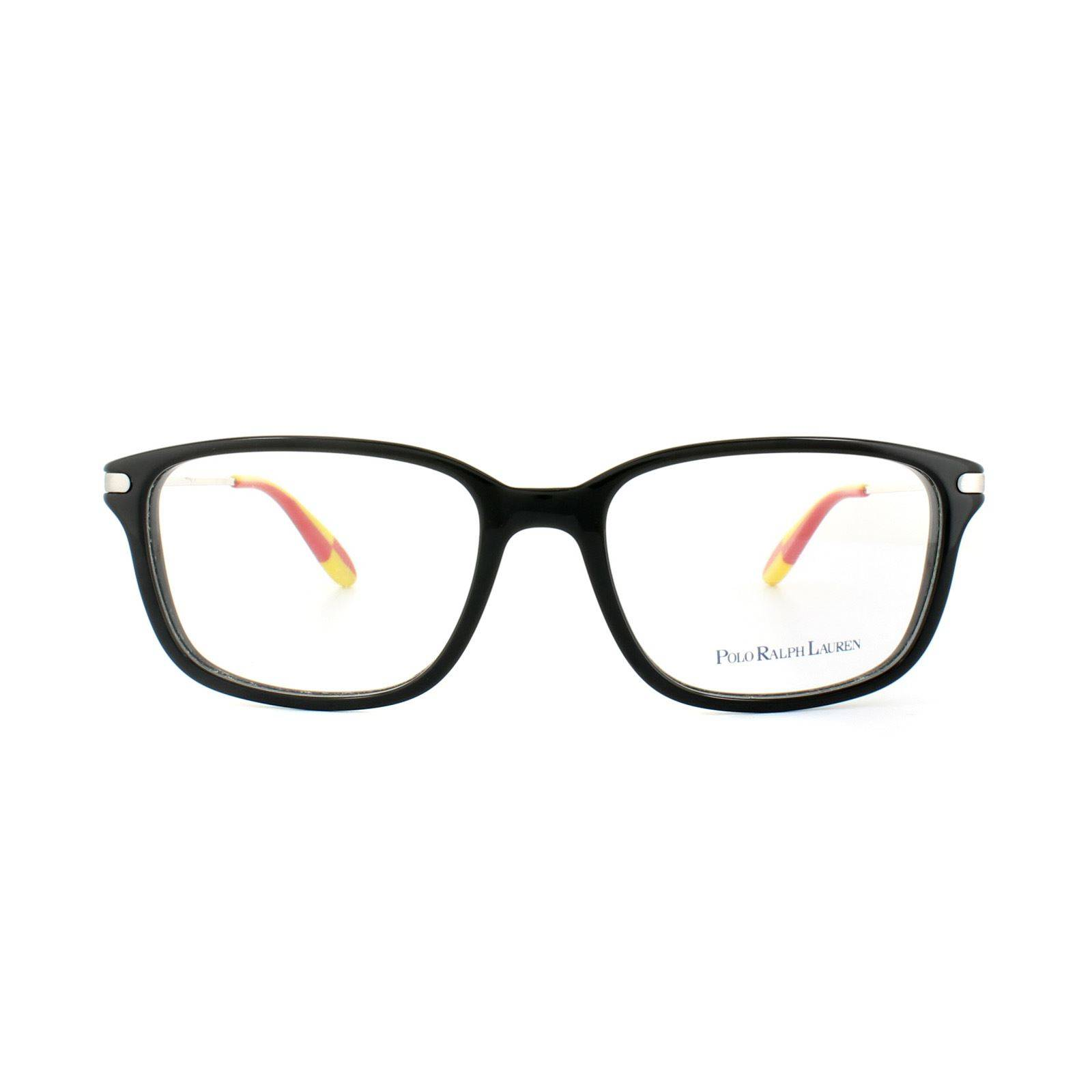 Ralph Lauren Polo Ralph Lauren Glasses Frames PH 2105 5001 Black Mens 53mm