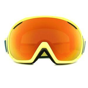 Bolle Ski Goggles Tsar 21443 Matt Yellow Teal Sunrise