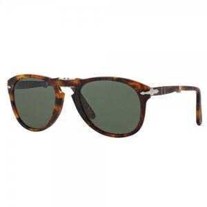 Persol 714 Polarized Caffe Light Tortoise Foldable Sunglasses PO0714 1  - male - Size: O/S