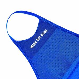adidas Originals Face Cover Small   Blue   H32392 Colour: BLUE, Size:  - male - Size: S
