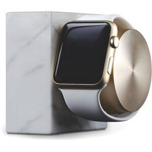 Native Union White Marble Dock For Apple WatchNU-MRBWHT IWATCH DCK Col  - male - Size: O/S